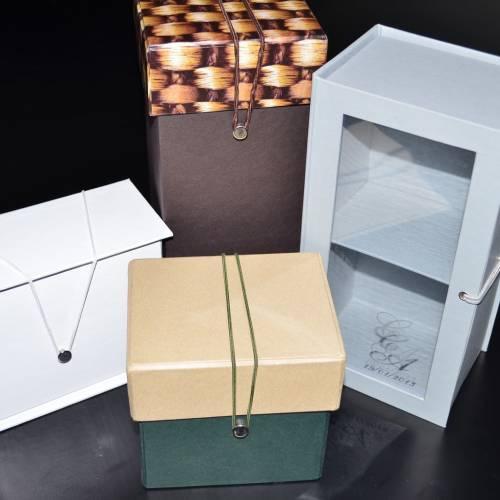 Caixa personalizada e Embalagem sob medida