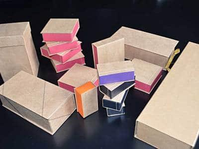 caixas e embalagens personalizadas